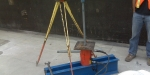 Rocky Mountain Steel Foundations AB Chance Helical Pier ASTM 3689 Tension Test