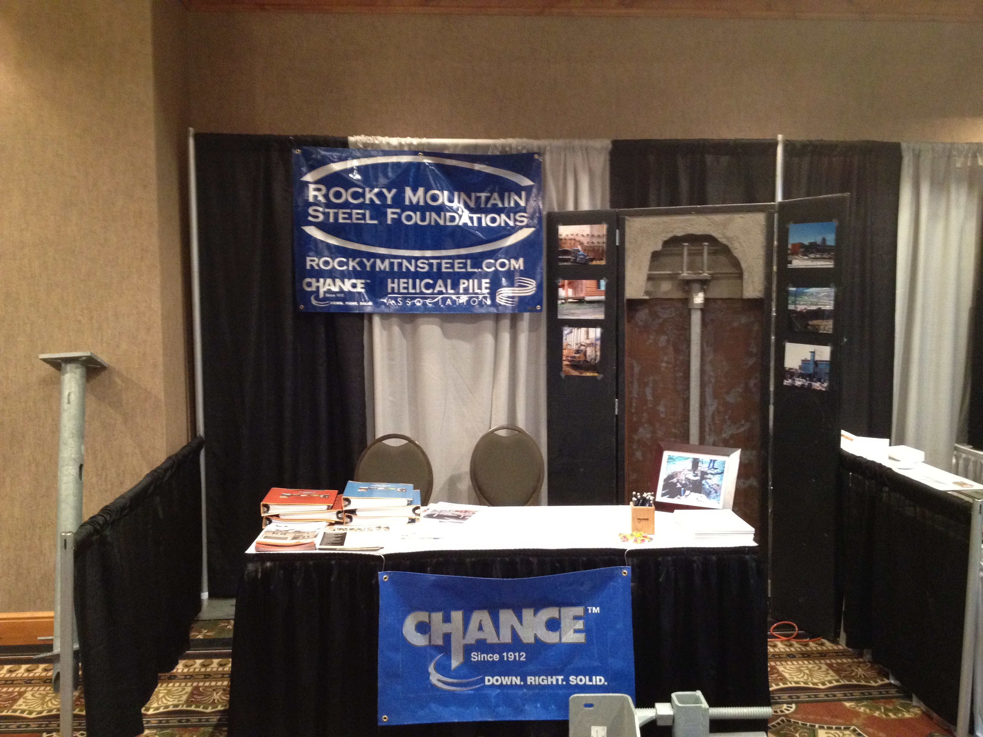 AIA Montana Vendor Booth